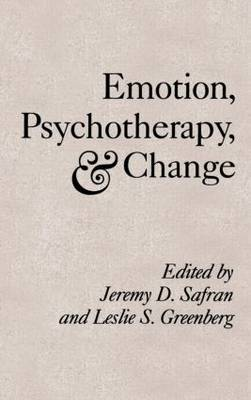 Emotion, Psychotherapy And Change