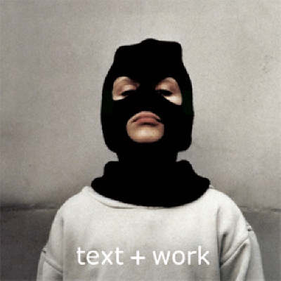 Text and Work: Stubborn Material: 2004 - 2005