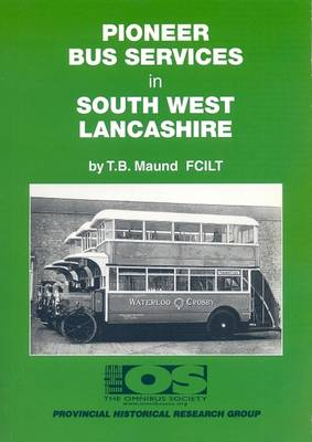 Pioneer Bus Services in South West Lancashire