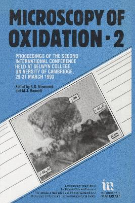 Microscopy of Oxidation: 2nd International Conference : Papers