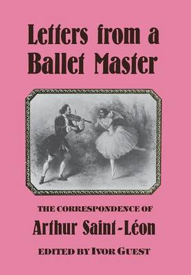 Letters from a Ballet Master