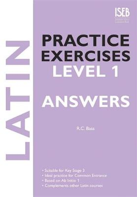 Latin Practice Exercises Level 1 Answer Book