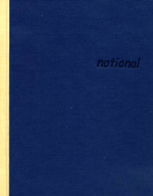 Notional: Field Notes: Katie Holten