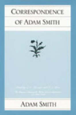 Correspondence of Adam Smith