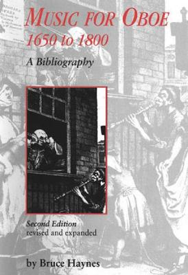 Music for Oboe: A Bibliography