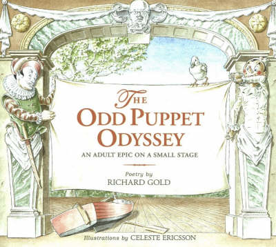Odd Puppet Odyssey: An Adult Epic on a Small Stage