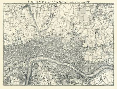 London 1745 (facsimile)