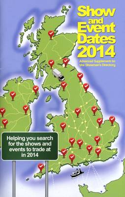 Show and Event Dates: 2014
