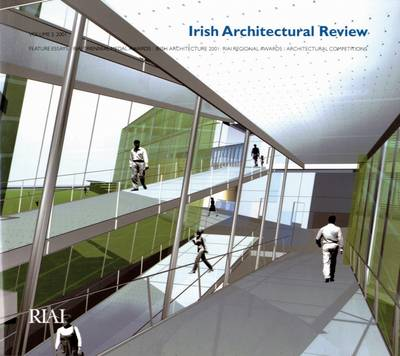 Irish Architectural Review: v. 3