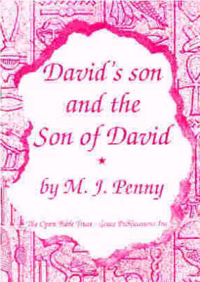 David's Son and the Son of David