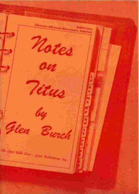 Notes on Titus