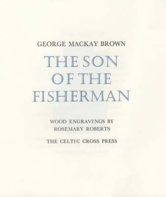 The Son of the Fisherman