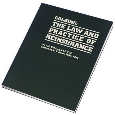 Law and Practice of Reinsurance