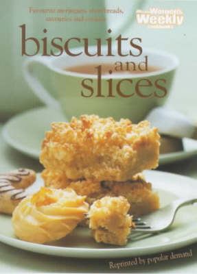 Biscuits and Slices
