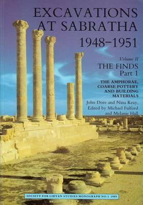Excavations at Sabratha 1948-1951. Volume II: The Finds Part 1