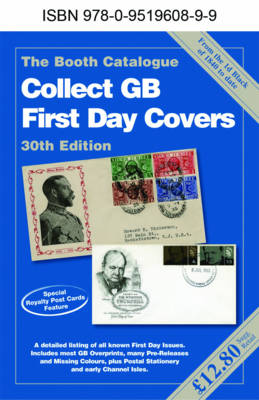 Collect GB First Day Covers: The Booth Catalogue