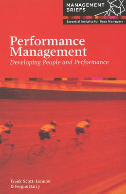 Performance Management: Developing People & Performance
