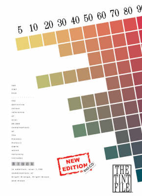 The Tint File: The Four Colour Dictionary (CMYK)
