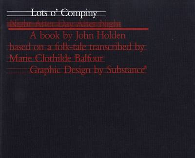 Lots of Company: John Holden