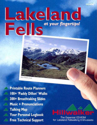 Lakeland Fells: An Interactive Guide to All Wainwrights and Other Lakeland Fells