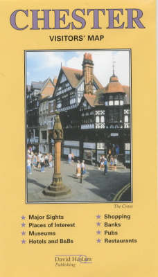 Chester Visitors Map