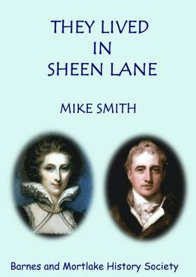 They Lived in Sheen Lane