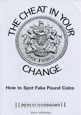 The Cheat in Your Change: How to Spot Fake Pound Coins
