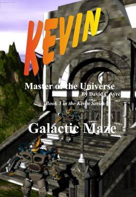 Kevin - the Galactic Maze