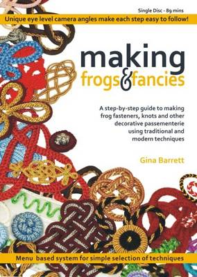 Making Frogs and Fancies