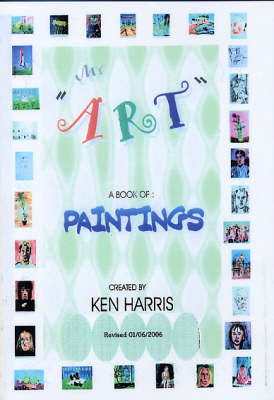 My Art, a Book of Paintings