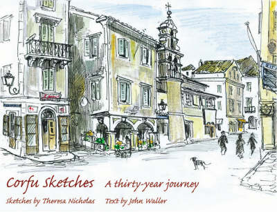 Corfu Sketches: A Thirty-year Journey