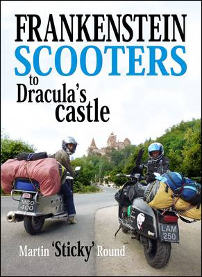Frankenstein Scooters to Dracula's Castle