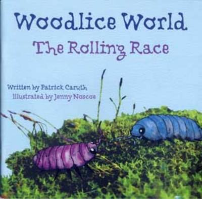 Woodlice World: The Rolling Race