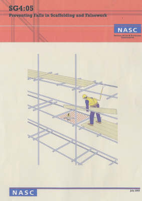Preventing Falls in Scaffolding and Falsework
