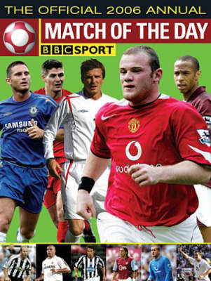 The Match of the Day Football Annual: The World's 100 Top Players Revealed: 2006