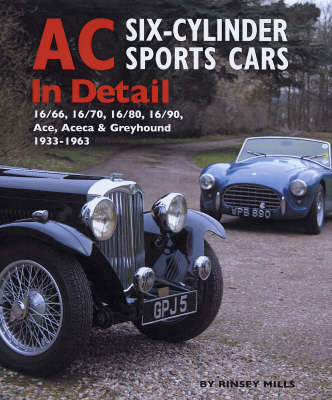 AC Sports Cars in Detail: Six-cylinder Models 1933-1963
