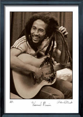Visual Music: First Ever Published Photographs of Bob Marley