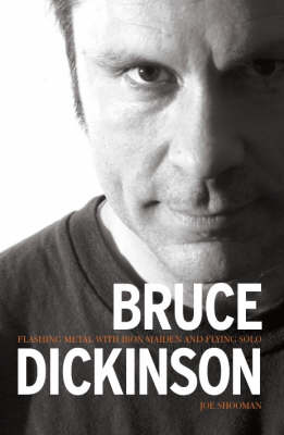 """Bruce Dickinson: Flashing Metal with """"Maiden"""" and Flying Solo"""