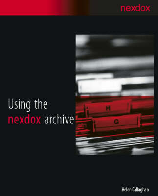 Using the Nexdox Archive