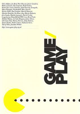 Game/play Exhibition Catalogue: Playful Interaction and Goal Oriented Gaming Explored Through Media Arts Practice, a National Touring Exhibition