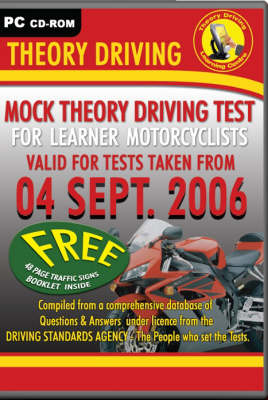 Mock Theory Driving for Learner Motorcyclists