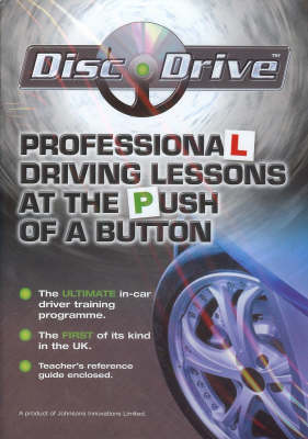 Disc Drive audio CD: Professional Driving Lessons at the Push of a Button: Teachers Reference Guide