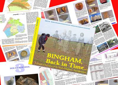 Bingham Back in Time: A History of Settlement in the Parish of Bingham Nottinghamshire