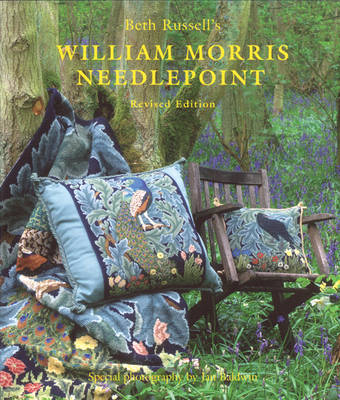 Beth Russell's William Morris Needlepoint