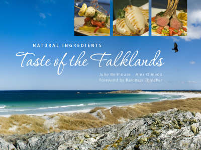 Natural Ingredients - Taste of the Falklands