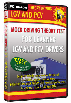 Mock Driving Theory Test for Learner LGV and PCV Drivers