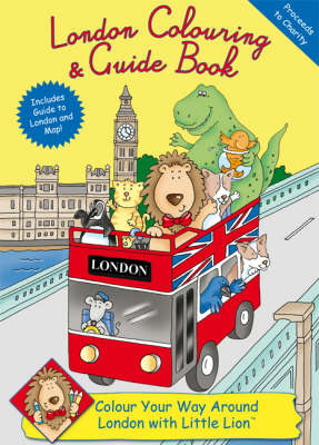 London Colouring and Guide Book