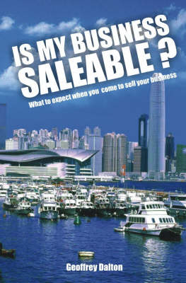 Is My Business Saleable?