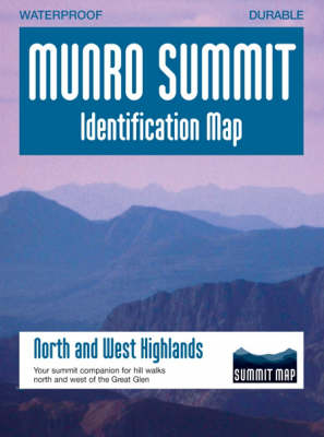 Munro Summit Identification Maps: North and West Highlands