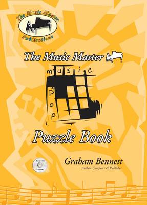The Music Master Puzzle Book